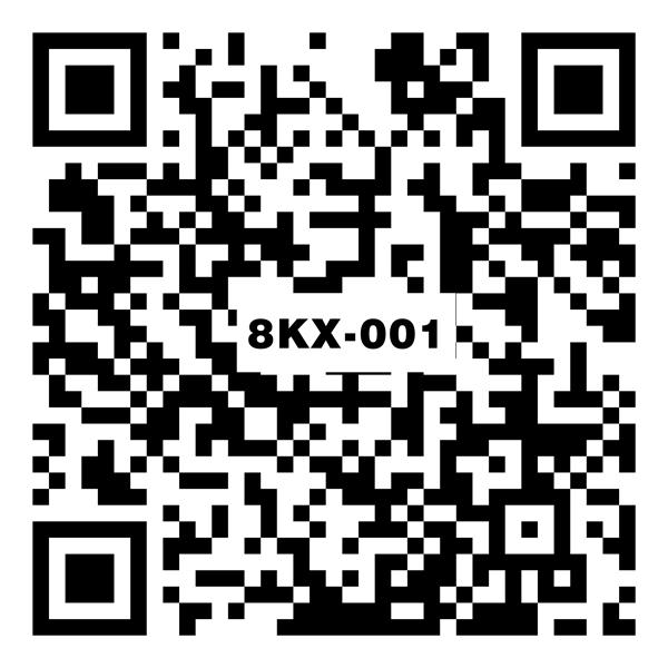 黑晶石 8KX-001